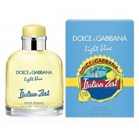 D&G Light Blue Italian Zest Pour Homme 125ml