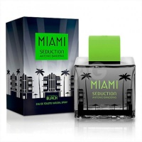 Antonio Banderas Miami Seduction For Men Black